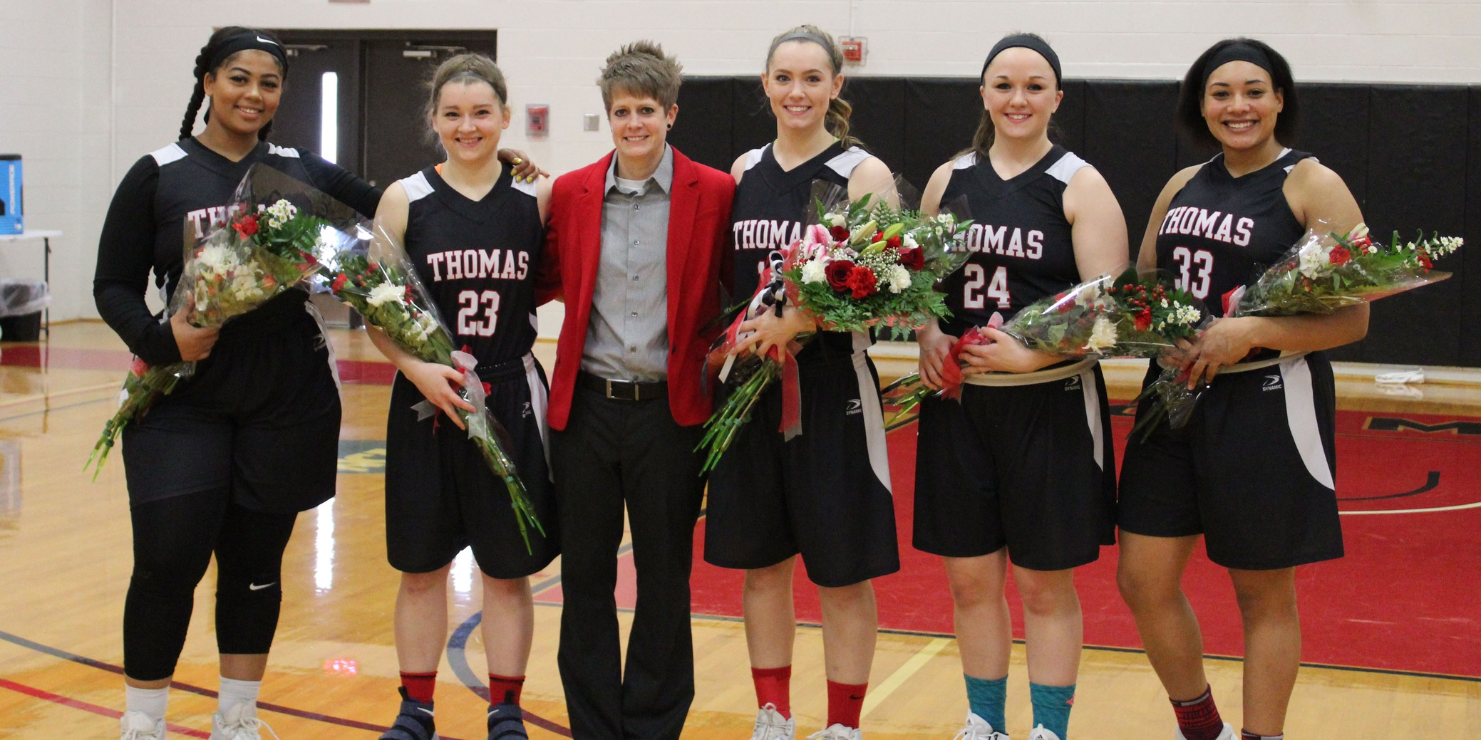 Terriers End Skid in Win over Green Mountain on Senior Day, 69-55