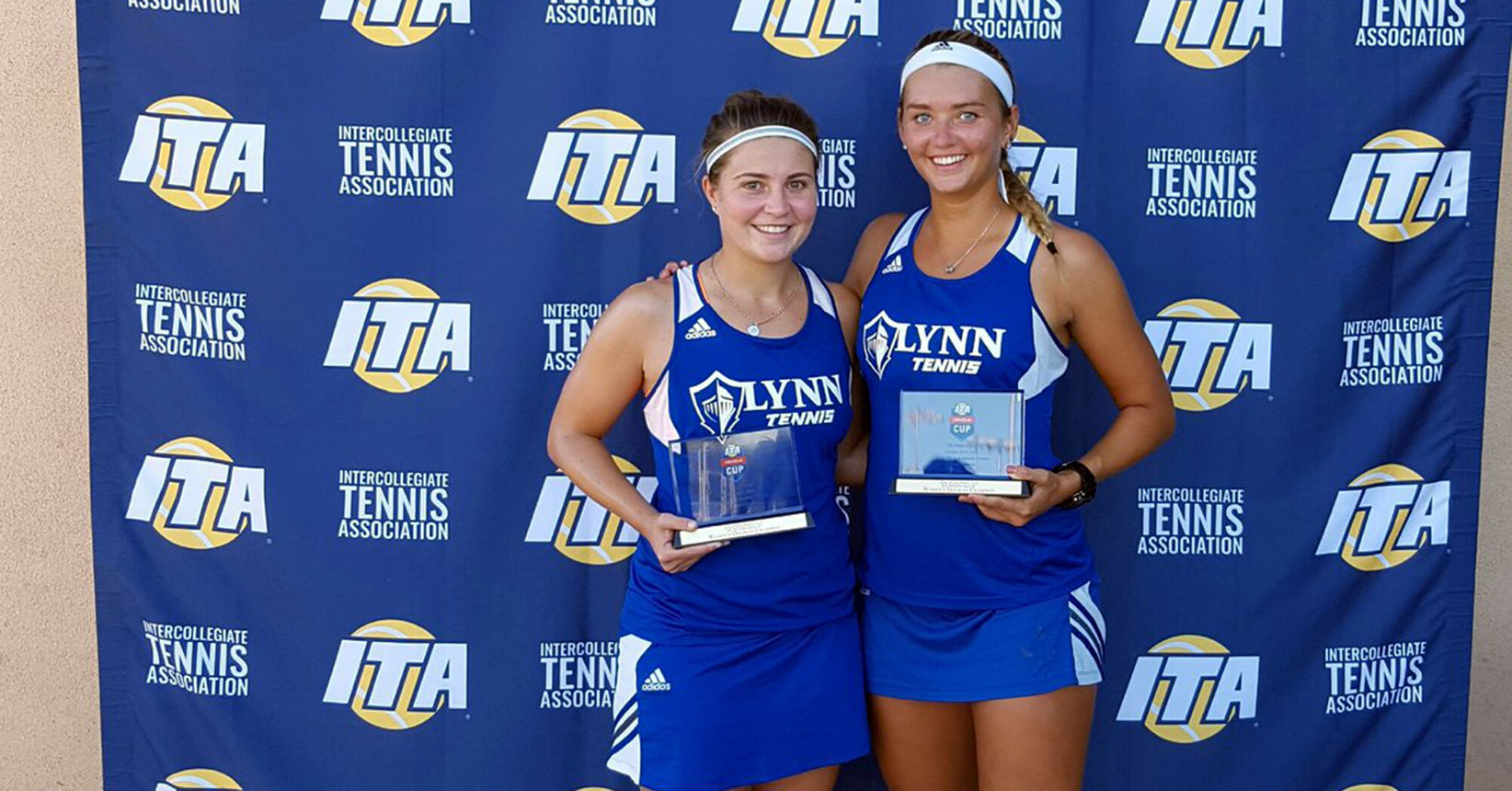 Back-to-Back; Bogolii & Willig Defend DII National Doubles Title