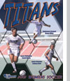 2001 Women's Soccer Cover