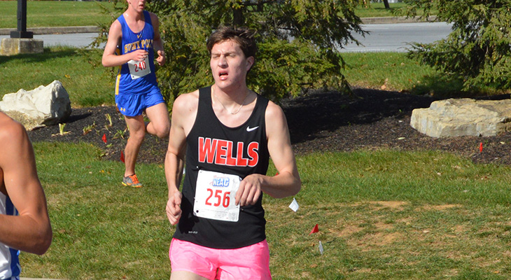 Men's Cross Country Places 38th At NCAA Regionals