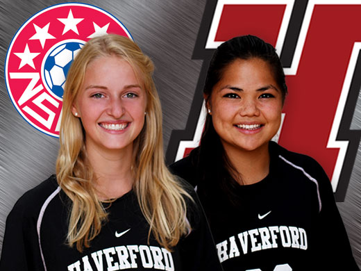 Boyer, Chen tabbed for NSCAA all-region team