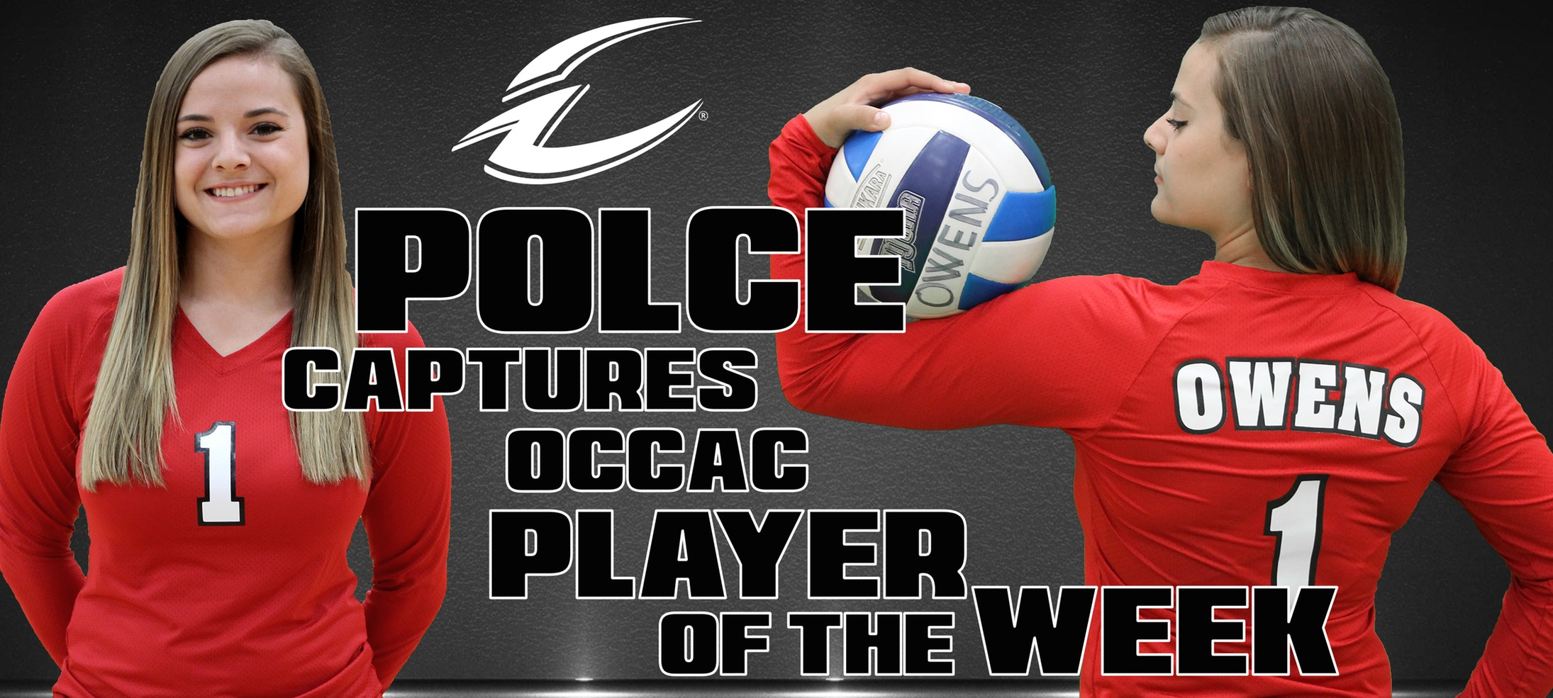 Polce Earns First Career OCCAC Player of the Week Award