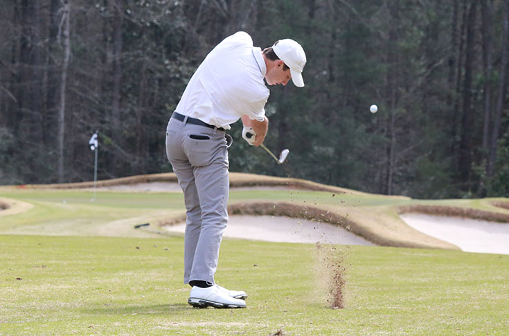 Golf: Panthers third after first round of Callaway Gardens Intercollegiate Tournament
