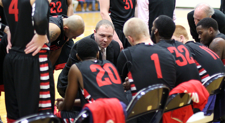 Men's Basketball Earns 100th Victory In Program History