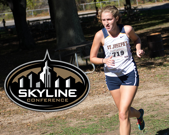 MacDonell Tabbed Skyline Conference Runner of the Week