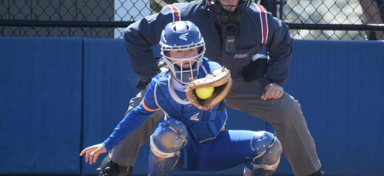 Softball Tames Mount Ida to Remain Undefeated in GNAC