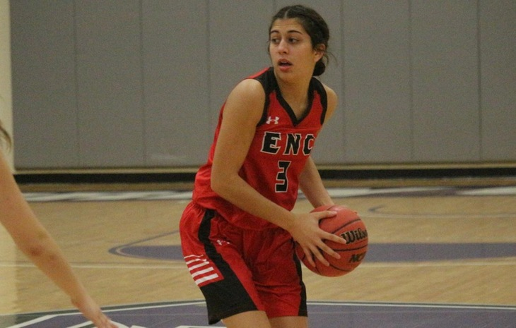 Women's Basketball Triumphs at Bay Path, 86-26