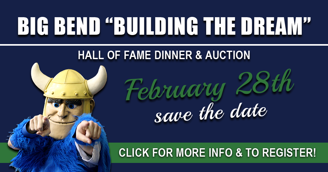 Hall of Fame Dinner and Auction is being held on Feb. 28th