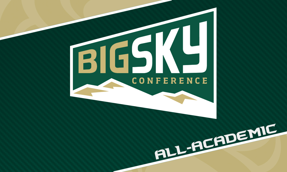 HORNET STUDENT-ATHLETES EARN 33 WINTER ACADEMIC ALL-BIG SKY HONORS