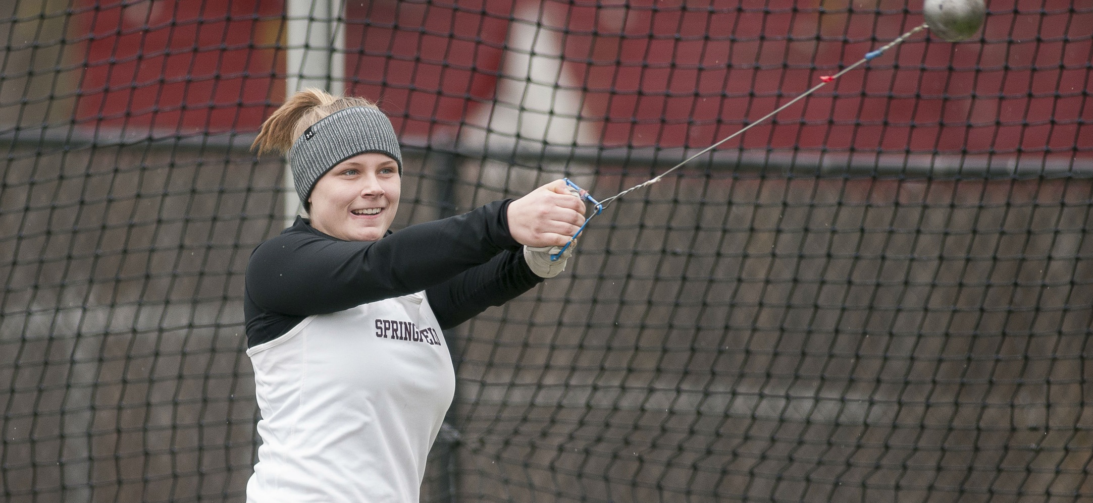 Women's Track and Field in Fourth After Day One of Ramapo Invitational