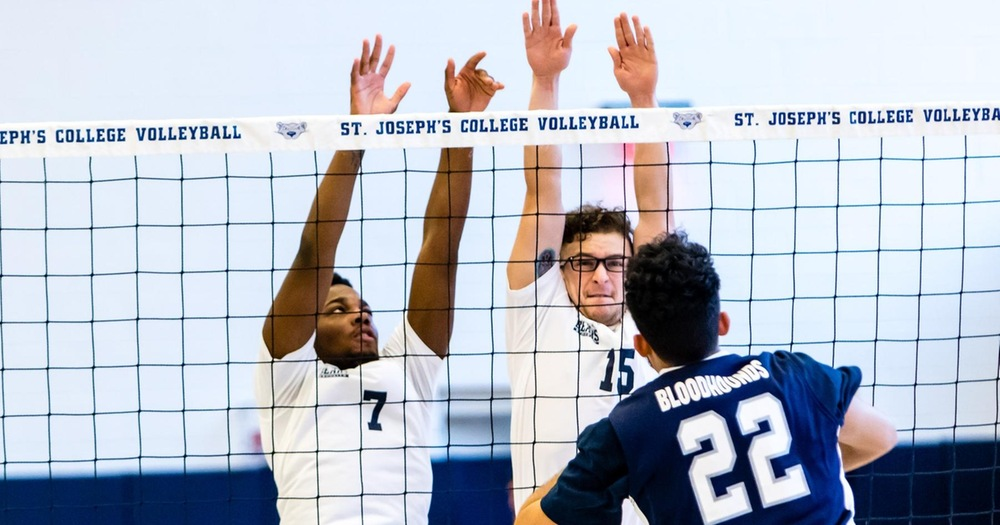 Men's Volleyball Battles The Bearcats