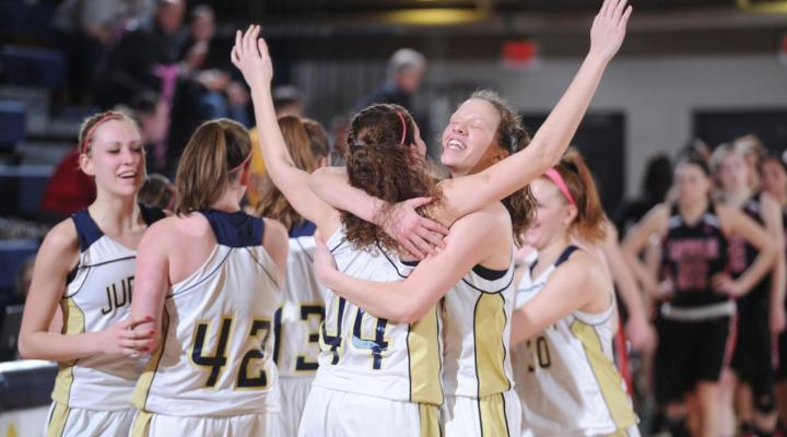 Women's hoops keeps undefeated conference streak alive with 55-52 win over Catholic