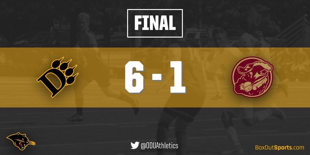 Five First Half Goals Power Men's Soccer To 6-1 Win Over Walsh