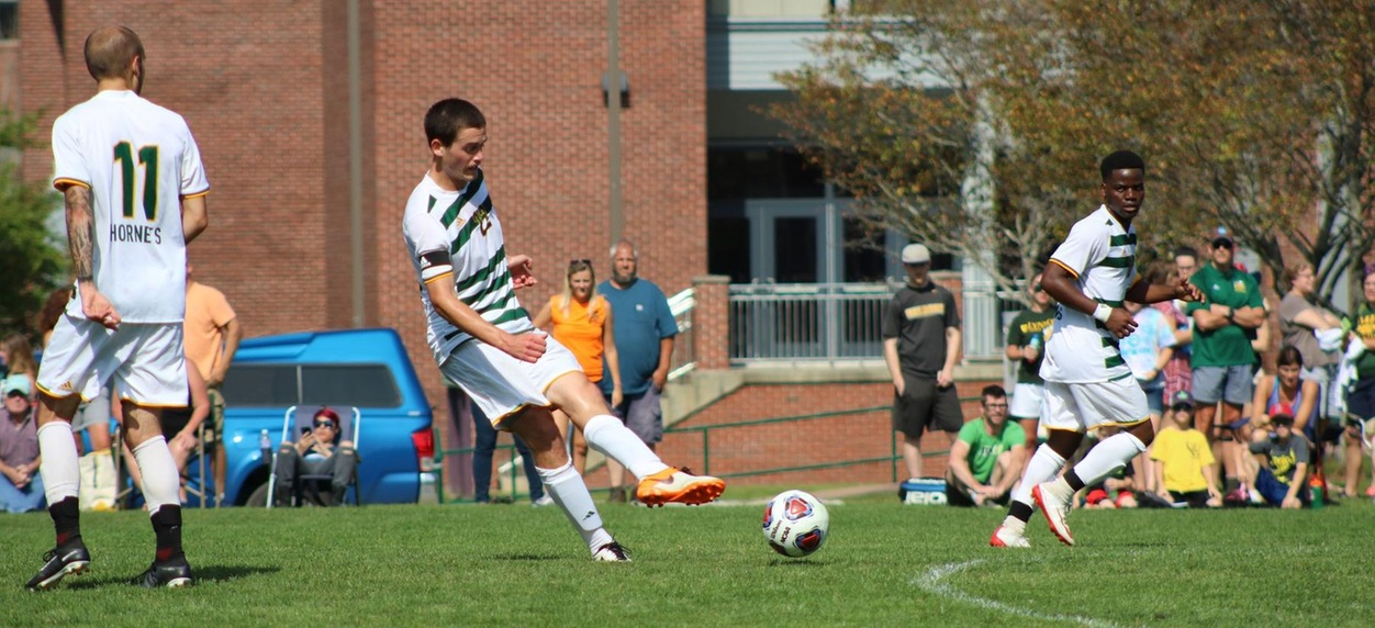 Hornet Men's Soccer is shutout at Husson