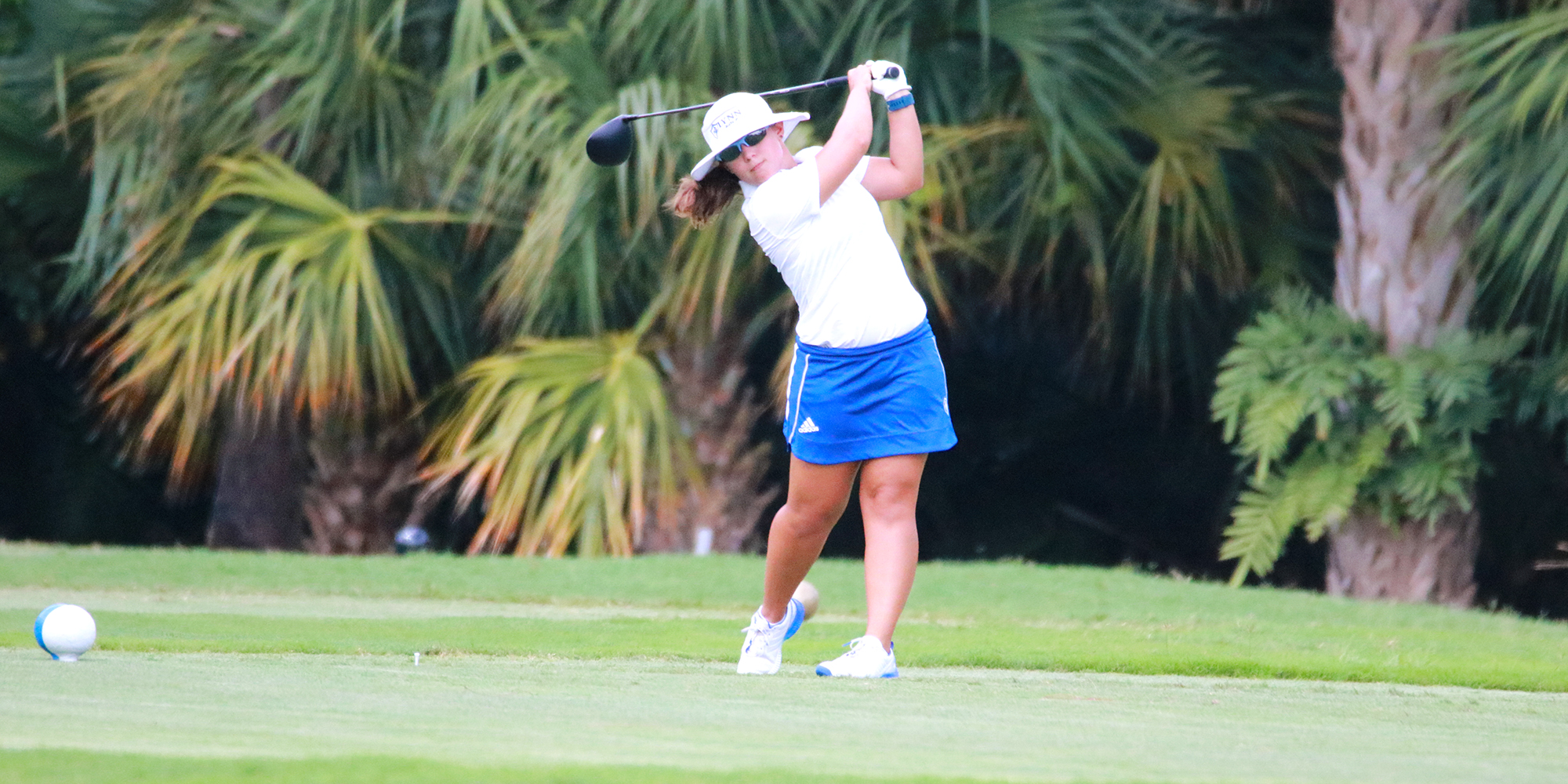 Women's Golf Ties for Fifth; Kreuzer & Ortiz Earn Top-10 Finishes