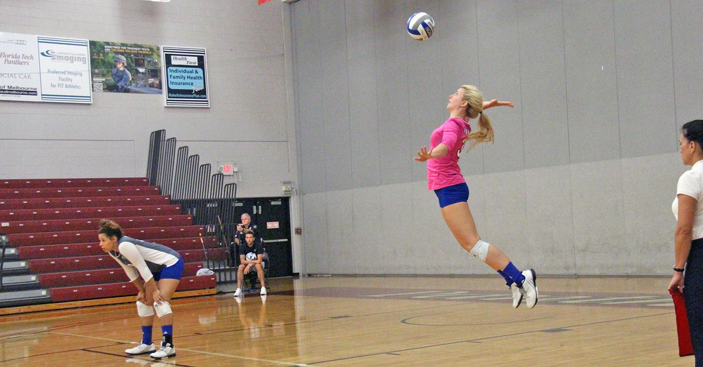 Volleyball Exits Panther Invitational Untouched