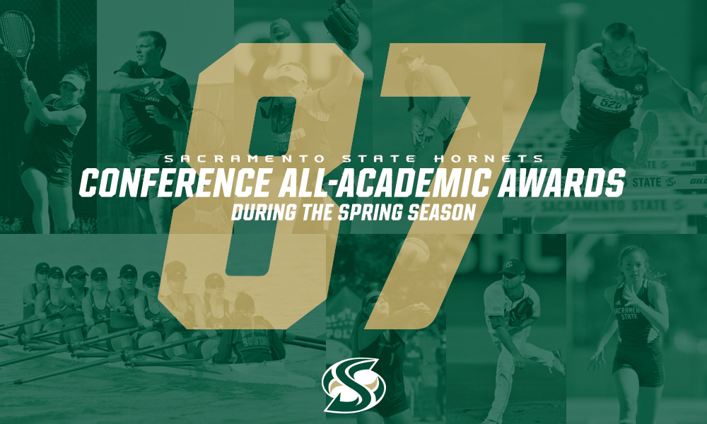 HORNET STUDENT-ATHLETES EARN 87 SPRING ALL-ACADEMIC HONORS