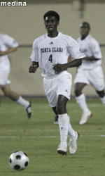 Men's Soccer Battles Saint Mary's To 1-1 Tie