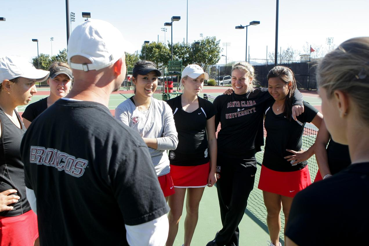 Women's Tennis Match Against No. 14 Stanford Moved to Wed., Apr. 4 at 5:00 p.m.