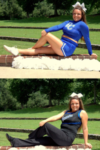 Cheer/Dance: Chandler Ryan