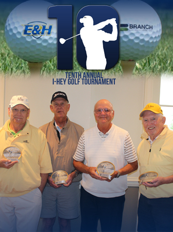 Emory & Henry Athletics Held Their Tenth Annual I-HEY Golf Tournament On Friday