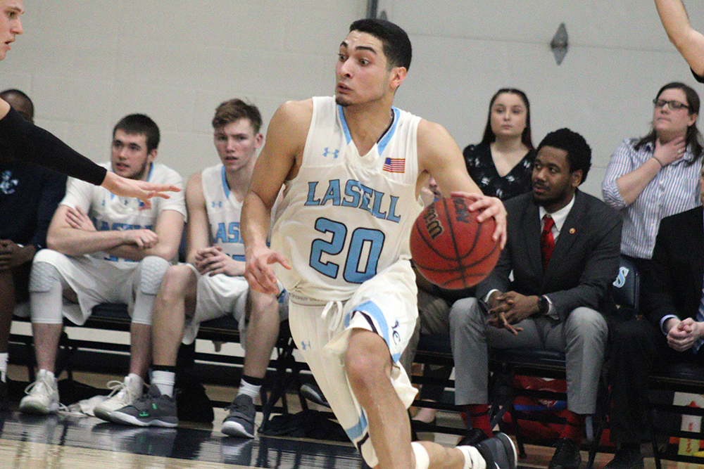 MBB: Tufts pulls away and downs Lasell