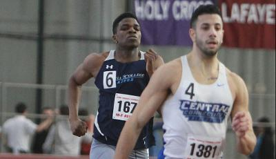 Panther Continues Strong Performance in Men's Track and Field