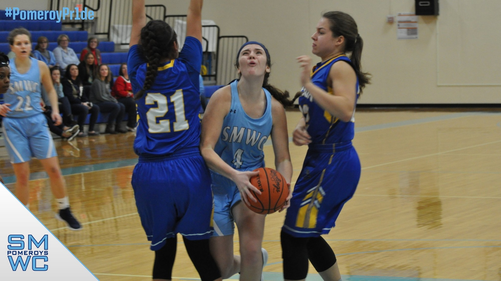 SMWC Edged In Loss Against Brescia