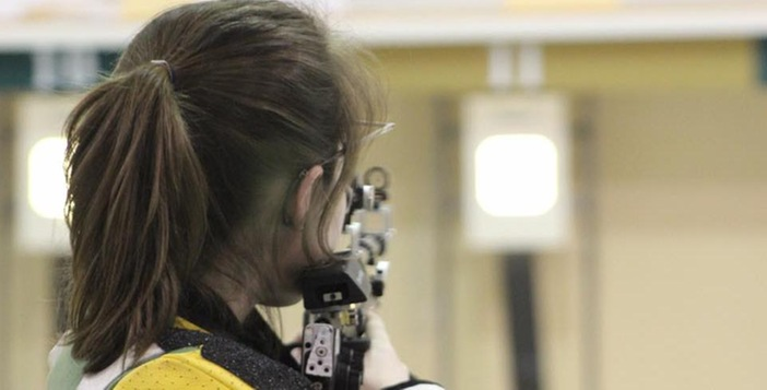 Ware Rifle Team Grabs 84th in a Row with a 1162 - 1116 Win Over Camden