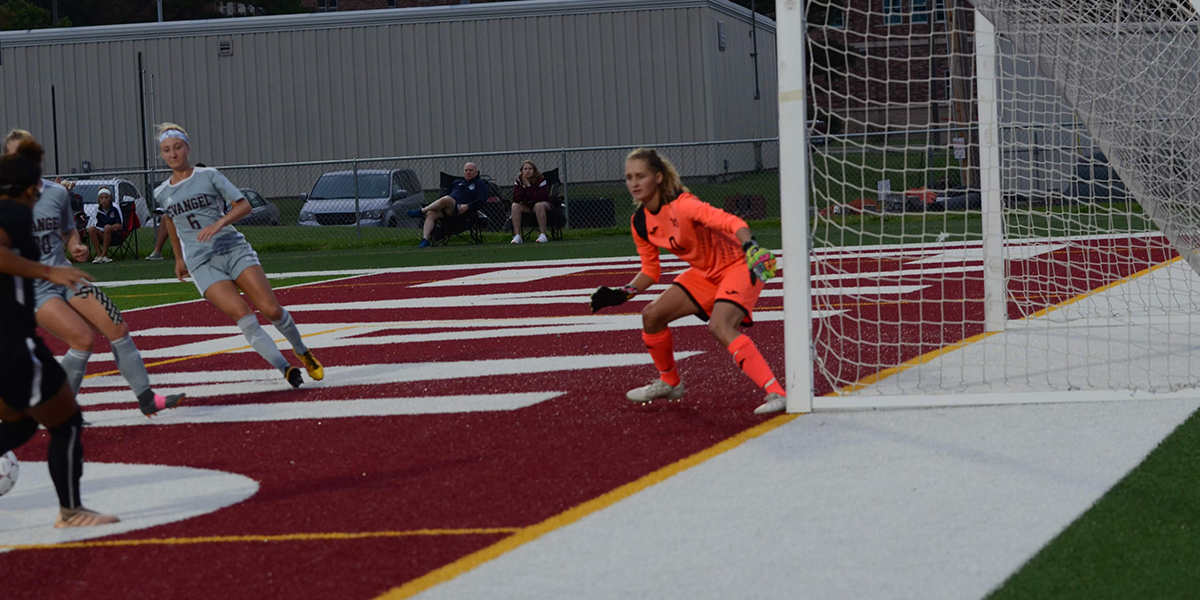 Evangel Women's Soccer Drops Tough Contest Against #3 Southeastern (Fla.)