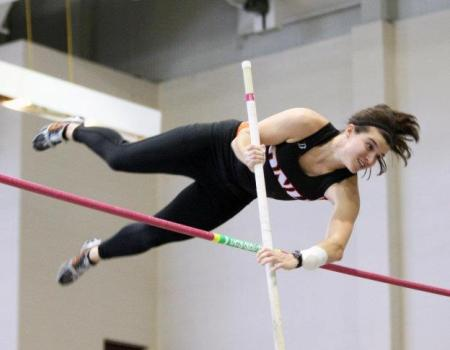 Stechschulte named OAC Field Athlete of the Week for Women's Track & Field