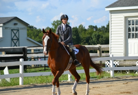 UMW Riding Team Hosts Tournament of Champions Winter Event