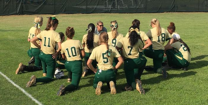 Lady Gator Softball Team Hosts Second Round State Playoff Game