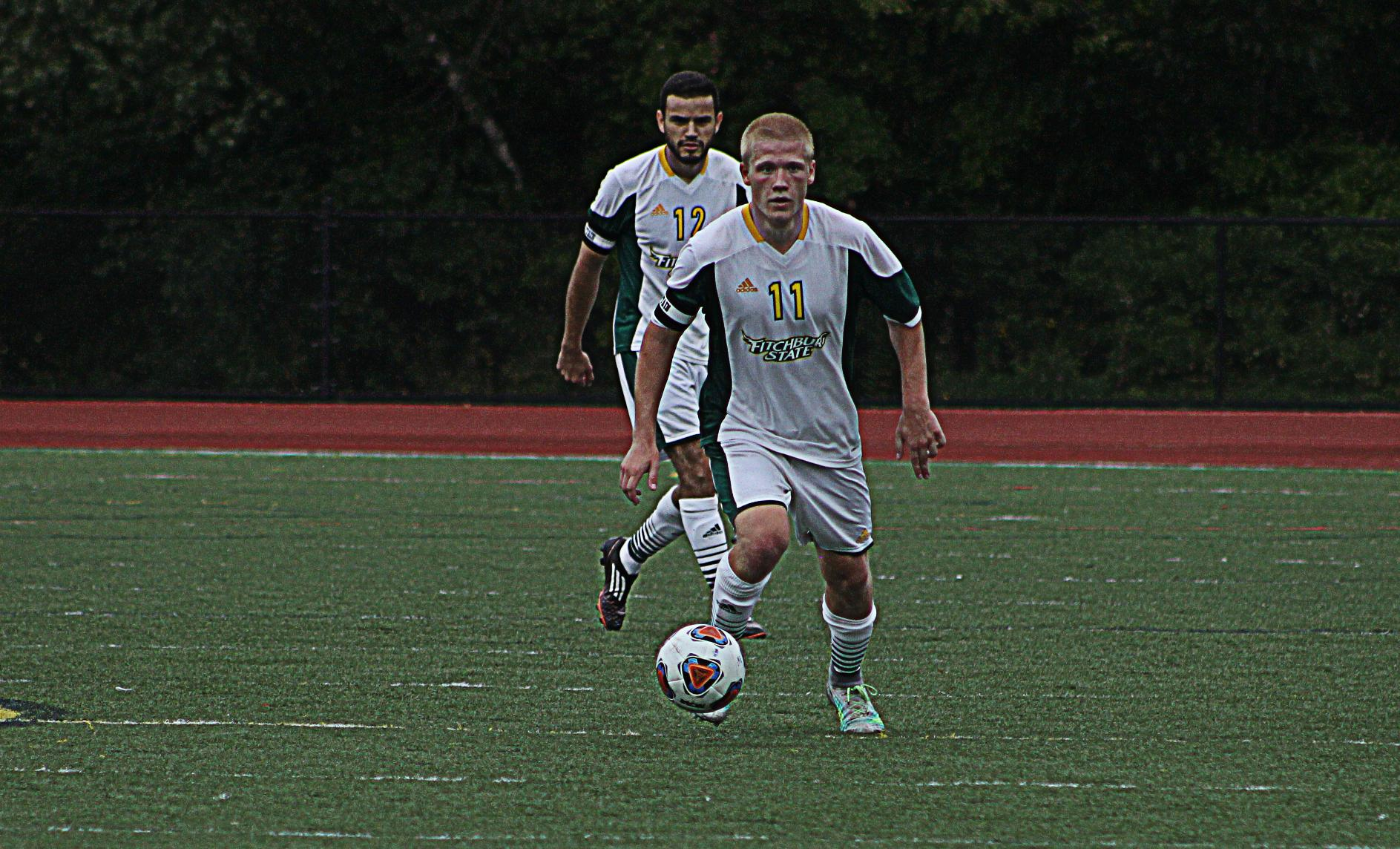 Framingham State Holds Off Fitchburg State, 1-0