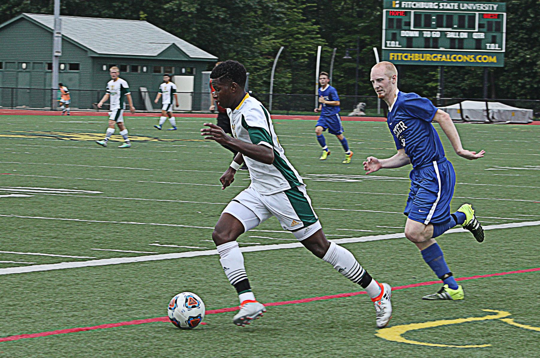 Fitchburg State Rebounds Over Elms, 3-1