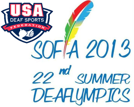 Gallaudet athletics will be well represented at 2013 Summer Deaflympics in Bulgaria