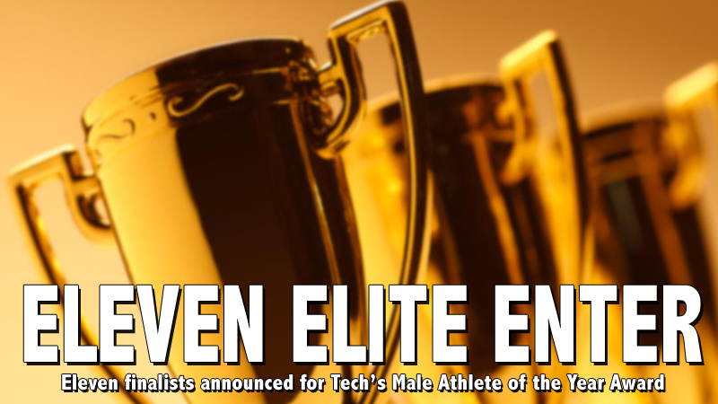 Eleven finalists named for 2013-14 TTU Outstanding Male Athlete