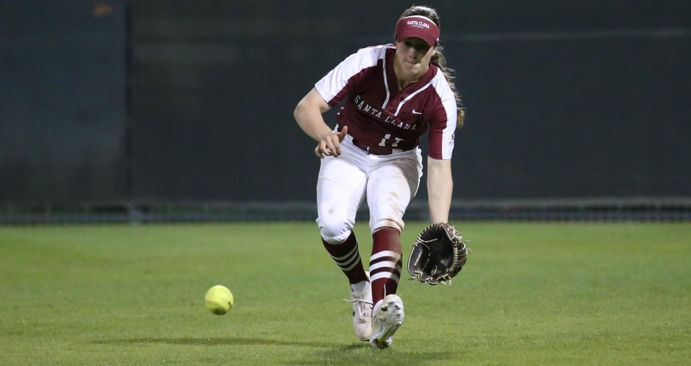 Softball Plays Two Midweek Games