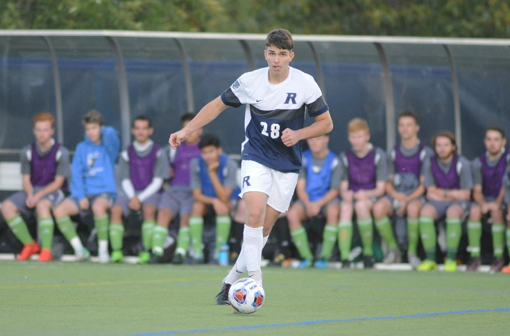 Men's Soccer: Raiders blanked by Saint Joseph's College