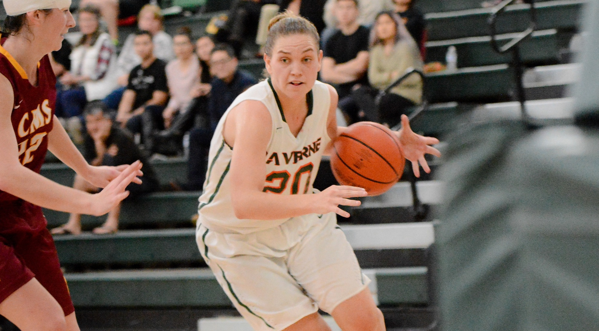 Women's Basketball falls to Claremont-Mudd-Scripps, 65-50