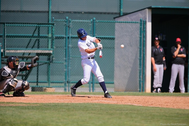 Jorge Rodriguez had two of the Falcons five hits