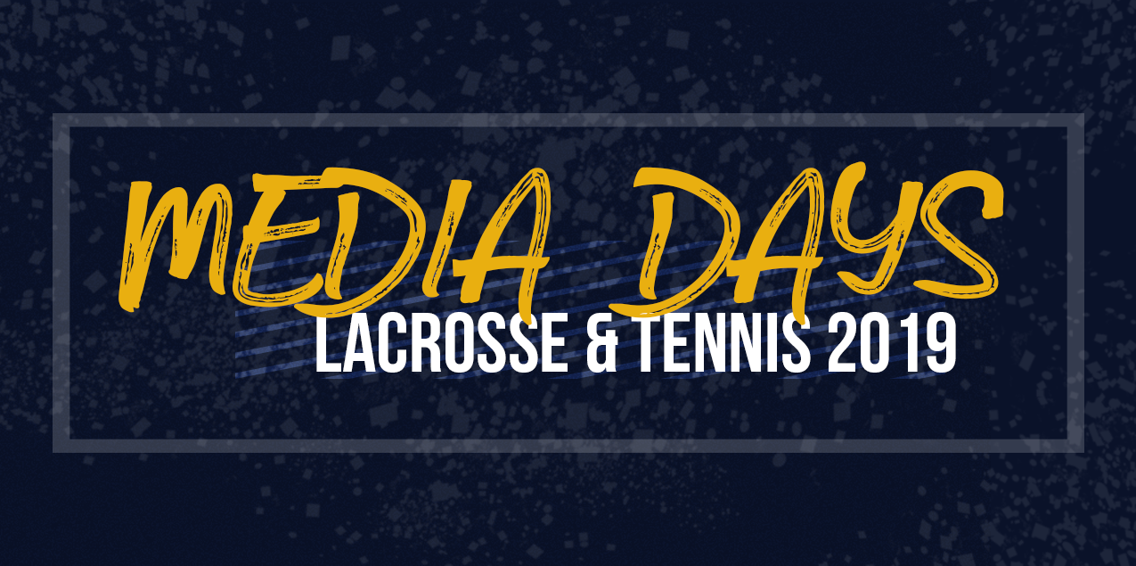 SCAC Lacrosse & Tennis Media Days