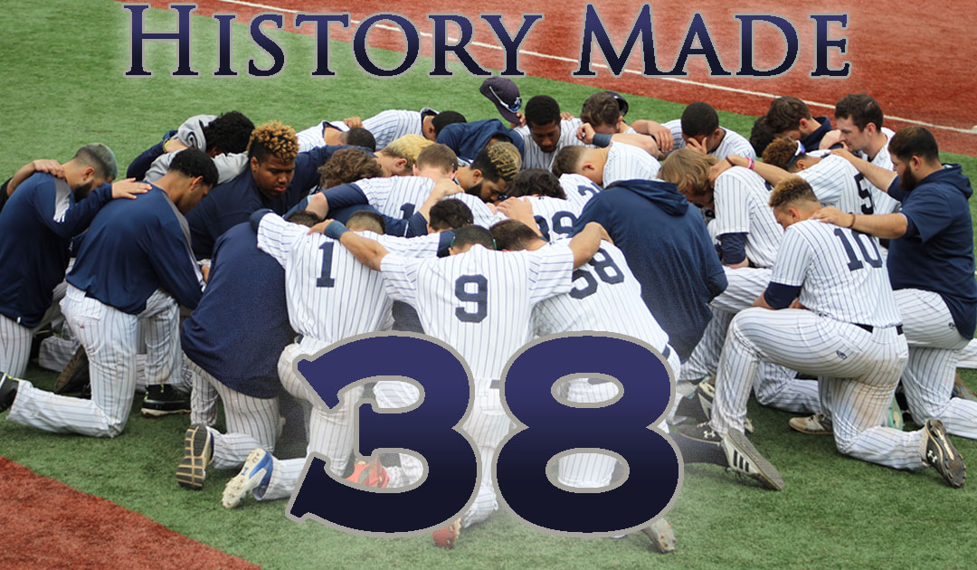 Falcons Baseball Makes School History With The First Ever 38 Win Season