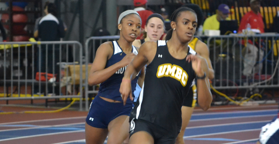 Track and Field Heads to New York in Search of First-Ever America East Title