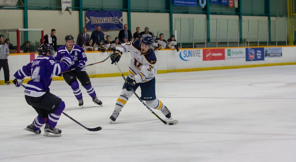 MHKY | Voyageurs Bounce Back Against Paladins