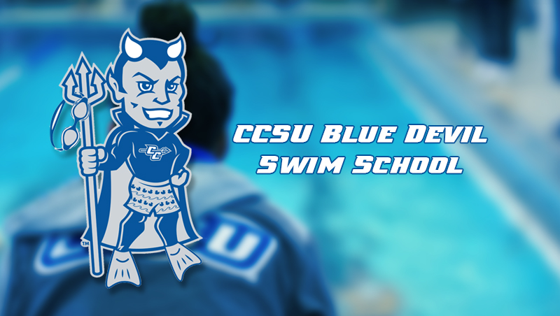 CCSU Blue Devil Swim School Registration Open for 2019-20