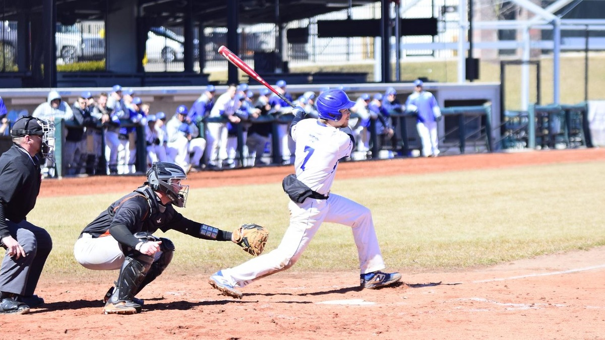 Lawrence Tech Splits at Siena Heights, Taking Game One 8-7 and Falling in Game Two 13-12 in Walk-Off Fashion