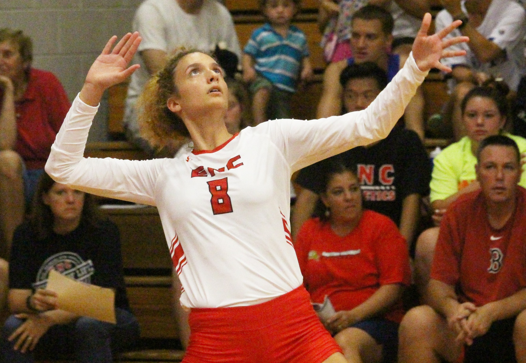 Women's Volleyball Knocks Off Nichols 3-1 at ENC Invitational