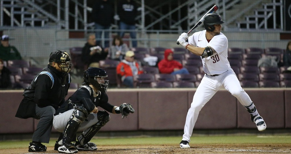 Baseball Down To Final Strike Twice But Pull Out Win Over Sacramento State In Extra Innings