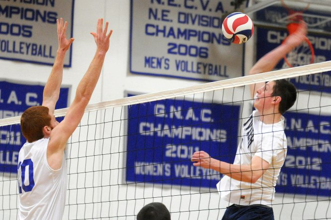 Men's Volleyball earns overall #1 seed in upcoming GNAC Tournament